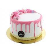 Pink dripcake